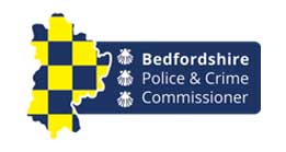 Bedfordshire Police and Crime Commissioner Logo
