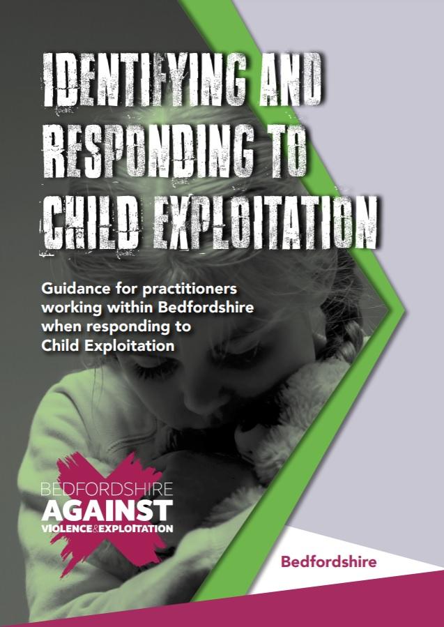 Child exploitation guidance