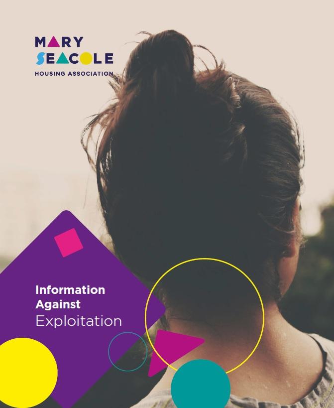 Information Against Exploitation booklet
