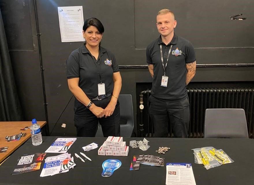 Bedfordshire Police's Education & Diversion team